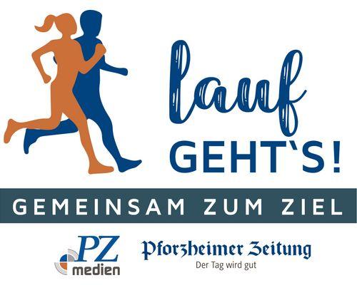 """Pforzheimer Zeitung startet """"Lauf geht´s 2020"""""""