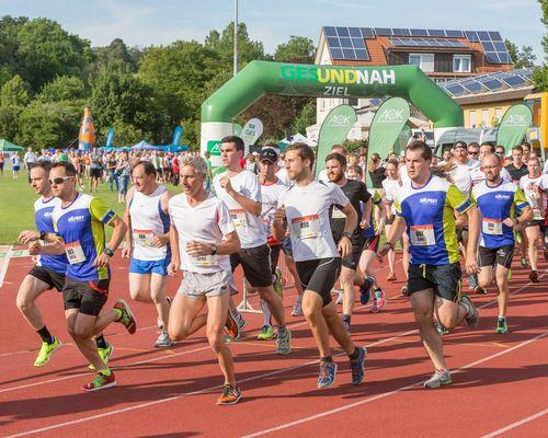 Los gehts! Tag 1 von Virtual BW-Running